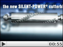 The Silent-POWER® spiral cutterblock
